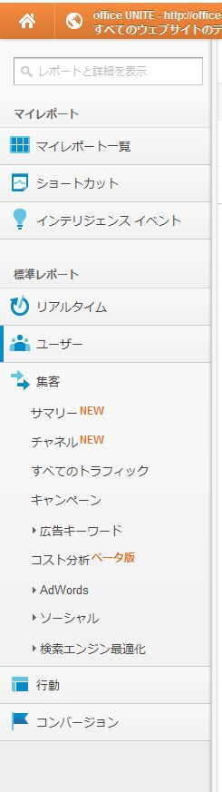 Google_analytics_menu