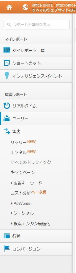 Google_analytics_menu